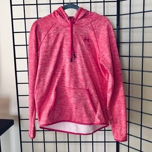 Under Armour Women's Pullover. Pink. EUC. Medium.